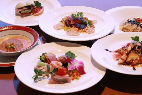 【福井県民限定】ふくいdeお得キャンペーンでご夕食には贅沢中華コース(8000円コース相当)をどうぞ