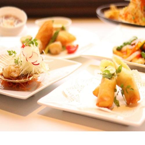 【期間限定・夕朝食付きプラン】四季彩中華シノワ 北海道フェア